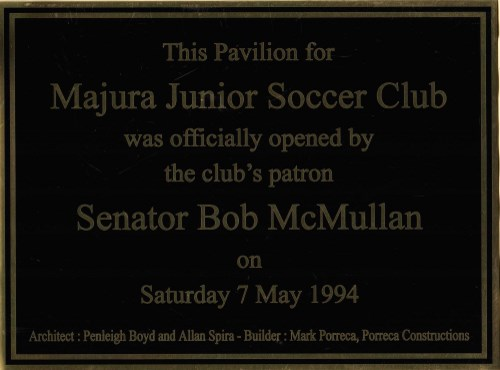 Pavillion Opening in 1994