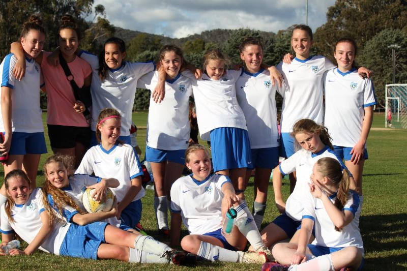 Team of the Week: Majura Sapphires U14 Girls