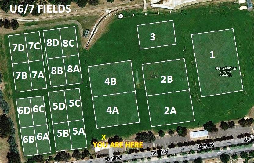 Majura FC Fields U6-U7